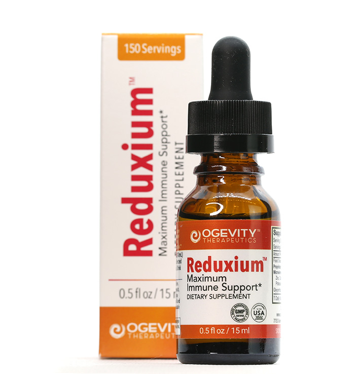 buy reduxium - one bottle contains 5 month supply
